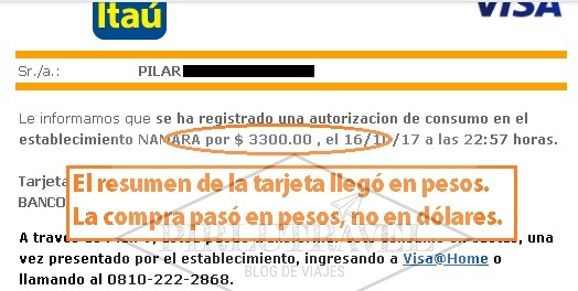 ¿Booking cobra el 30% en argentina en 2020