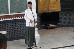 Presiden Jokowi Serahkan 320 Sertifikat Tanah Wakaf di Aceh