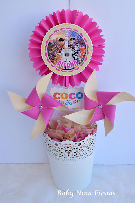 kit cumpleaños coco