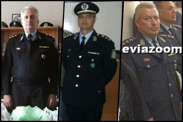 Αστυνομικοί που χρονολογούνται από τους αποστολείς