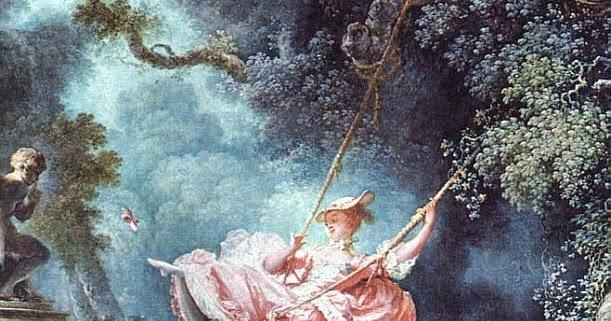 HAPPY BIRTHDAY, French Rococo painter Jean-Honoré Fragonard