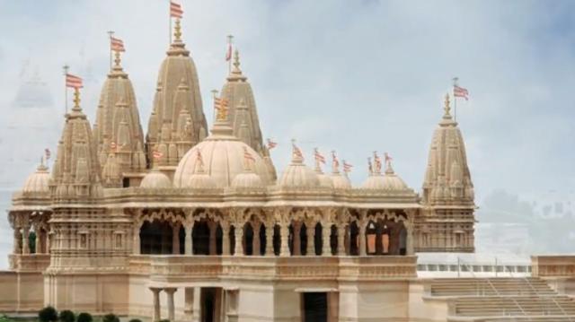 स्वामीनारायण मंदिर - Swaminarayan Mandir