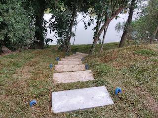 Projeto Paisagismo e Jardinagem em um Sítio em Timbó