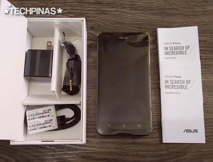 Asus ZenFone 2 Laser 5.5 S ZE550KL