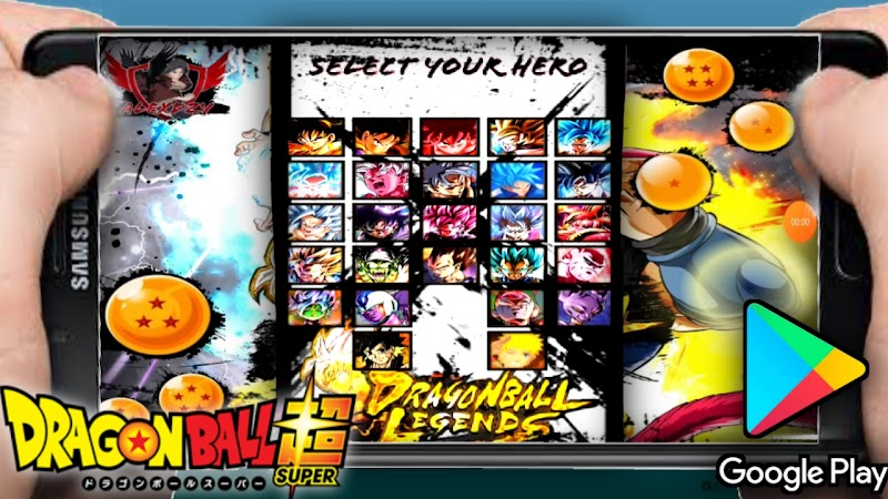 Dragon Ball Z Legends Mugen Apk Download