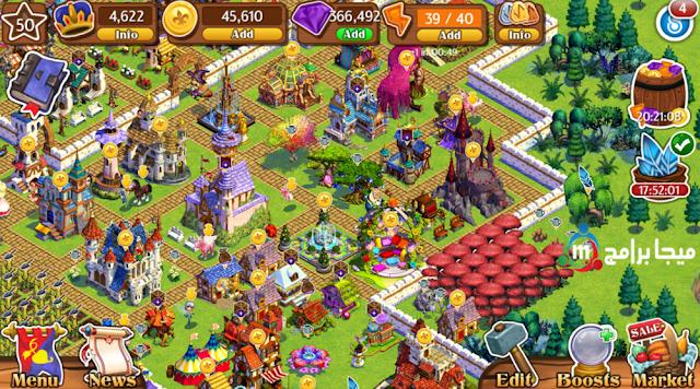 تحميل لعبة بناء القلعة Castle Story مجانا اخر اصدار