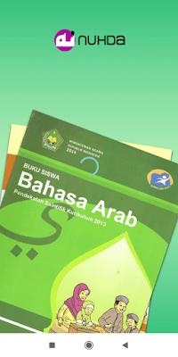 Aplikasi Android Buku Siswa Bahasa Arab Kelas 4 MI Kurikulum 2013 Revisi 2014