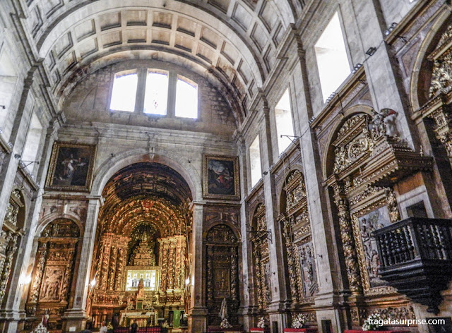 Altar-mor da Igreja de Santa Clara-a-Nova, Coimbra