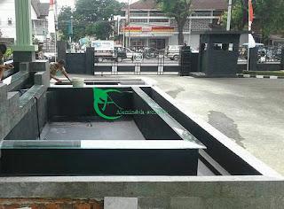Menerima jasa pembuatan maupun renovasi kolam ikan koi di kawasan jabodetabek