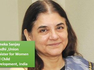 Did you know that hens sing when they are happy ? writes Smt Maneka Gandhi