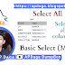 HackerRank: [SQL Basic Select] (3/20) SELECT ALL | Select all columns in SQL