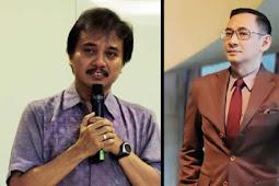 Beda Kisah Lucky Alamsyah dan Roy Suryo Terkait Serempet Mobil  di Jalanan