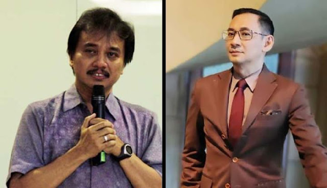 Beda Kisah Lucky Alamsyah dan Roy Suryo Terkait Serempet Mobil  di Jalanan.lelemuku.com.jpg