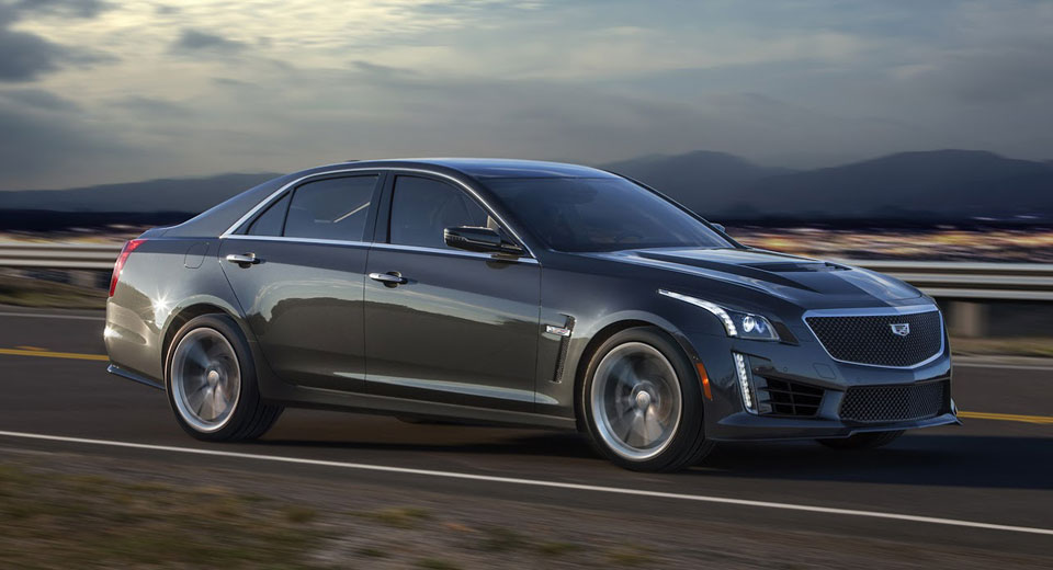 Selection Of New Cadillac Sedans and Crossovers Arriving After Mid-2018