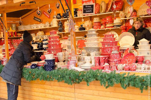 Mercado Navidad Estrasburgo