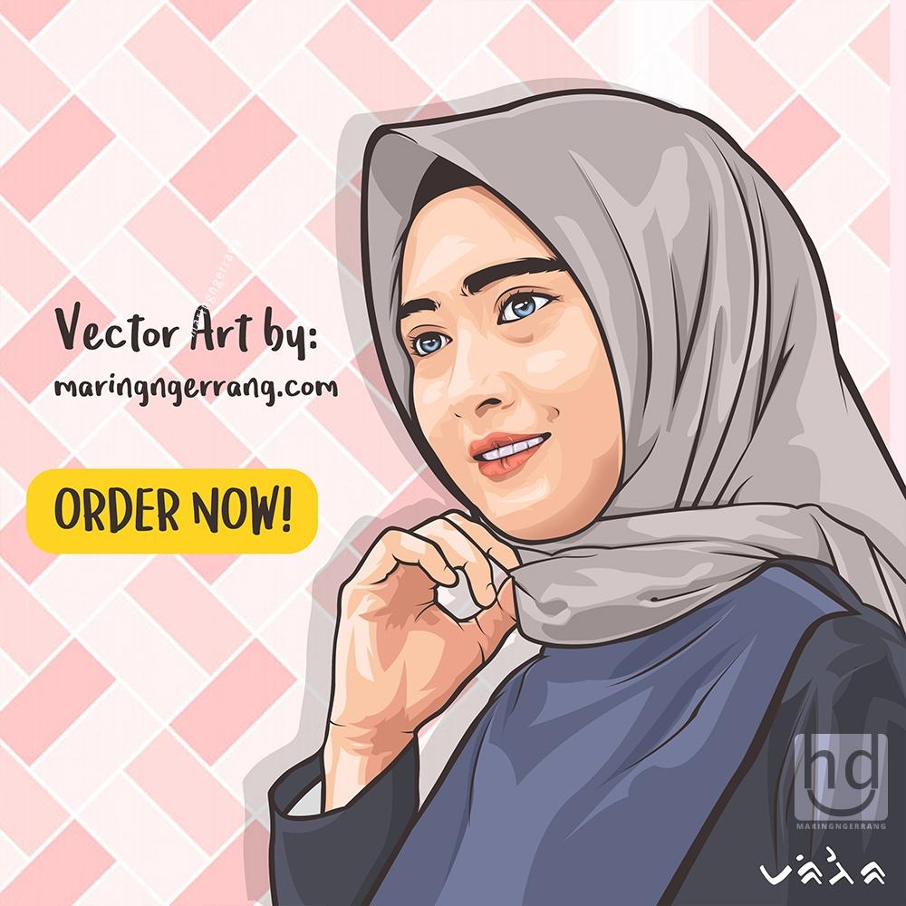 Jasa Desain Vector keren dan Murah