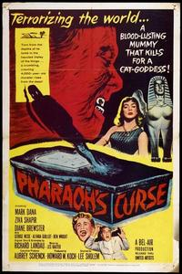 Watch Pharaoh's Curse Online Free in HD