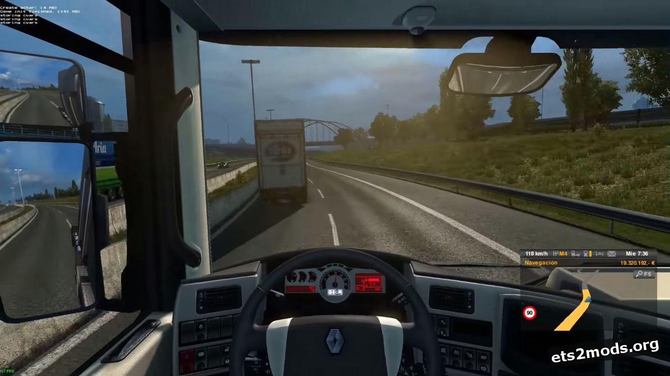 Steering Wheel of 180-270 Degrees Mod [1.26]