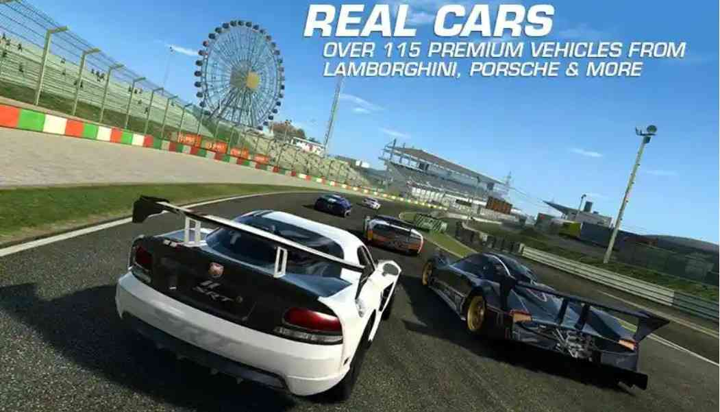 Best Android Racing Games Of 2018 - Real Racing 3