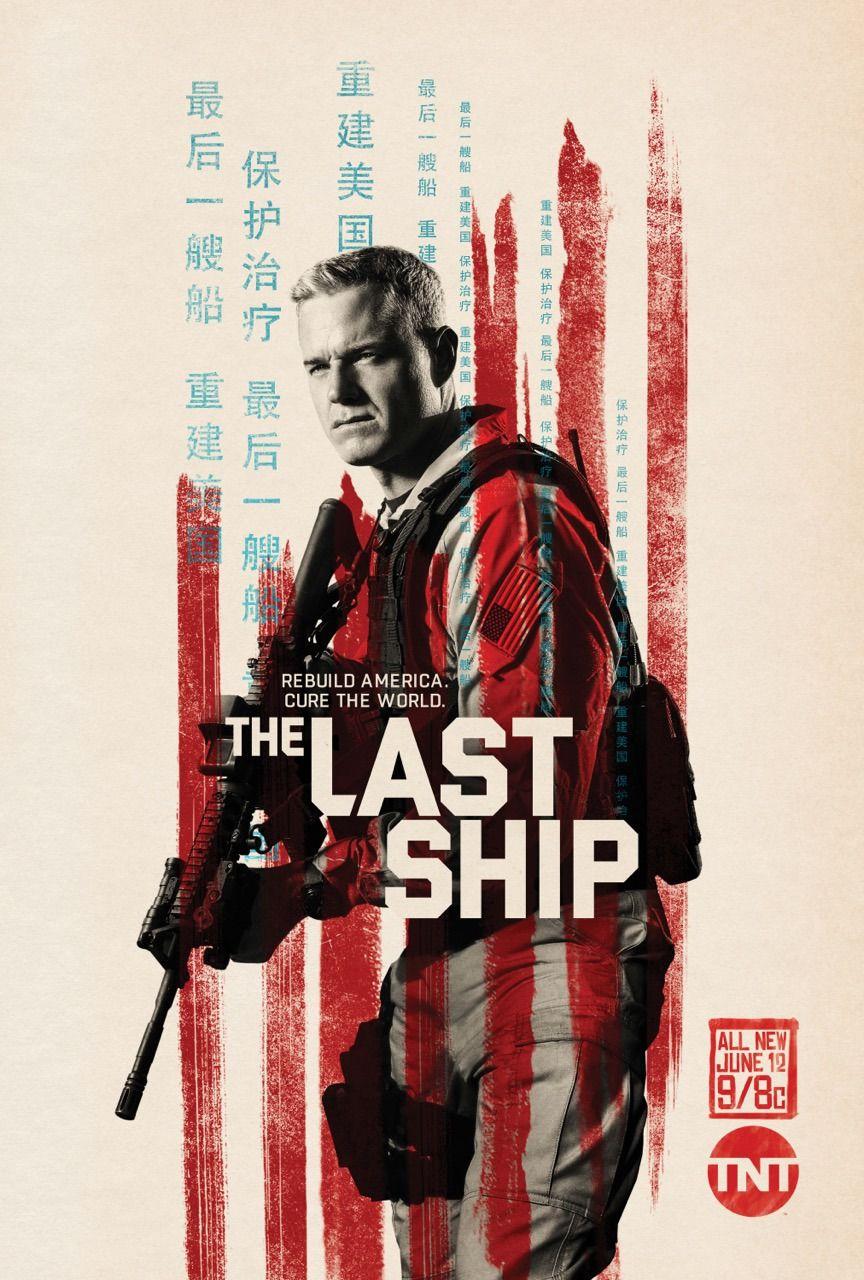 The Last Ship Temporada 3 1080p Español Latino / Ingles
