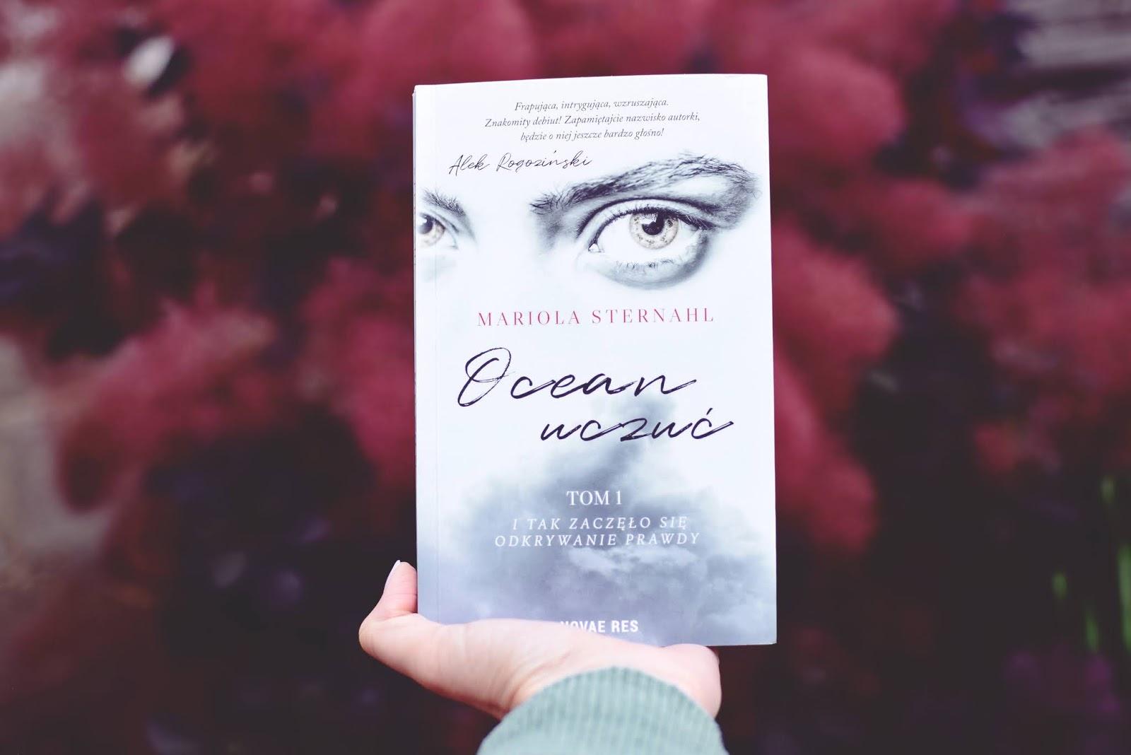 lęki, MariolaSternahl, OceanUczuć, opowiadanie, powieśćobyczajowa, recenzja, romans, WydawnictwoNovaeRes,