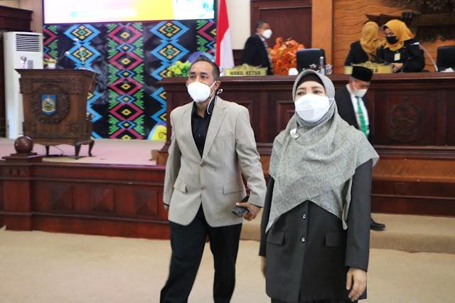 DPRD setujui 2 Raperda, Wagub : Semoga bermanfaat untuk masyarakat NTB