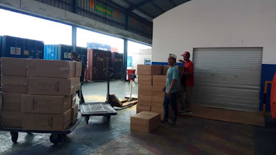 Jasa Import-Export Barang Jakarta