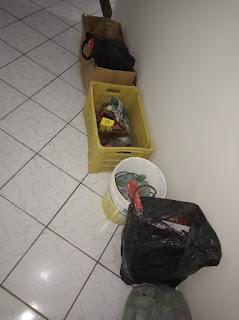 Polícia recupera produtos de furto em Cubati