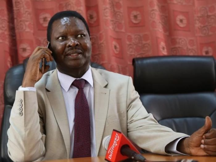 Francis Nyenze Begged To Die Edith Nyenze Wife