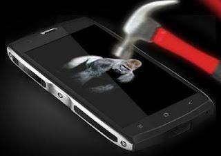 Axioo Titan, Ponsel Ekstrim untuk Orang Ekstrim