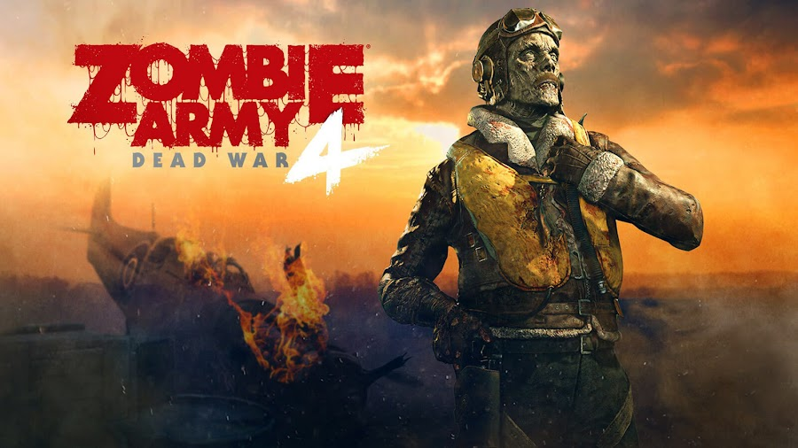 zombie army 4 dead war undead airman character pack standard edition pre-order bonus release date february 2020 pc ps4 xb1 rebellion developments