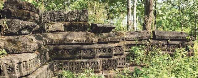Budhi Mandu - Ruminating Ruins