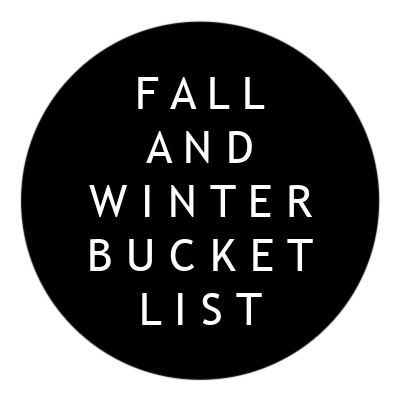 style on a budget, fall bucket list, winter bucket list, north carolina blogger, nc blogger