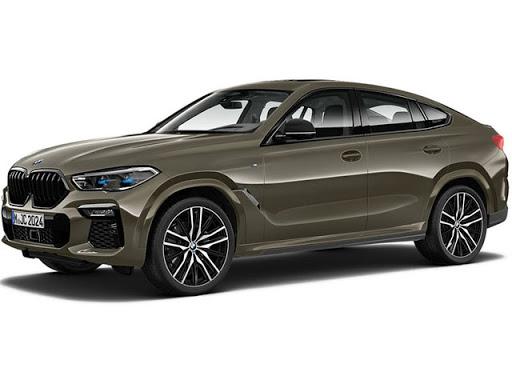 Harga dan Spesifikasi BMW X6 2020