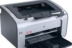 Download Driver Printer HP LaserJet P1006 Gratis