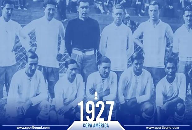 الأرجنتين كوبا امريكا 1927