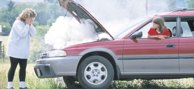 Mobil Overheat