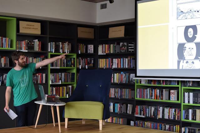 biblioteka z pasją, gdynia