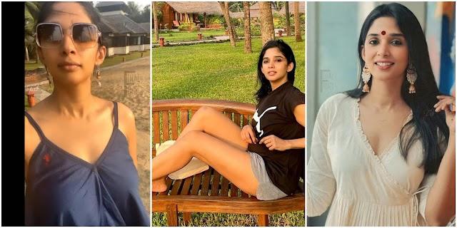 Nyla usha latest hot photos