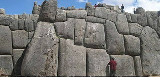 Could the ancient people of Peru soften solid stone.