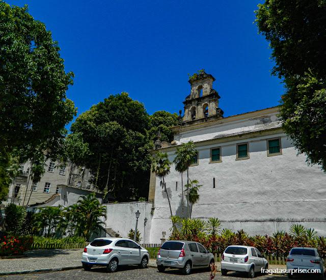 Museu de Arte Sacra, em Salvador