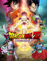 Dragon Ball Z Resurrection F (2015) BluRay 480p & 720p