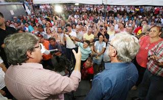 João Azevêdo autoriza pavimentação de rodovia que liga Picuí a Nova Floresta