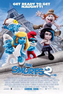 The Smurfs 2 (2013) เดอะ สเมิร์ฟ ภาค 2
