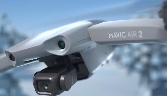 El DJI Mavic Air 2 actualiza su icónico dron con 34 minutos de vuelo y 48 megapíxeles