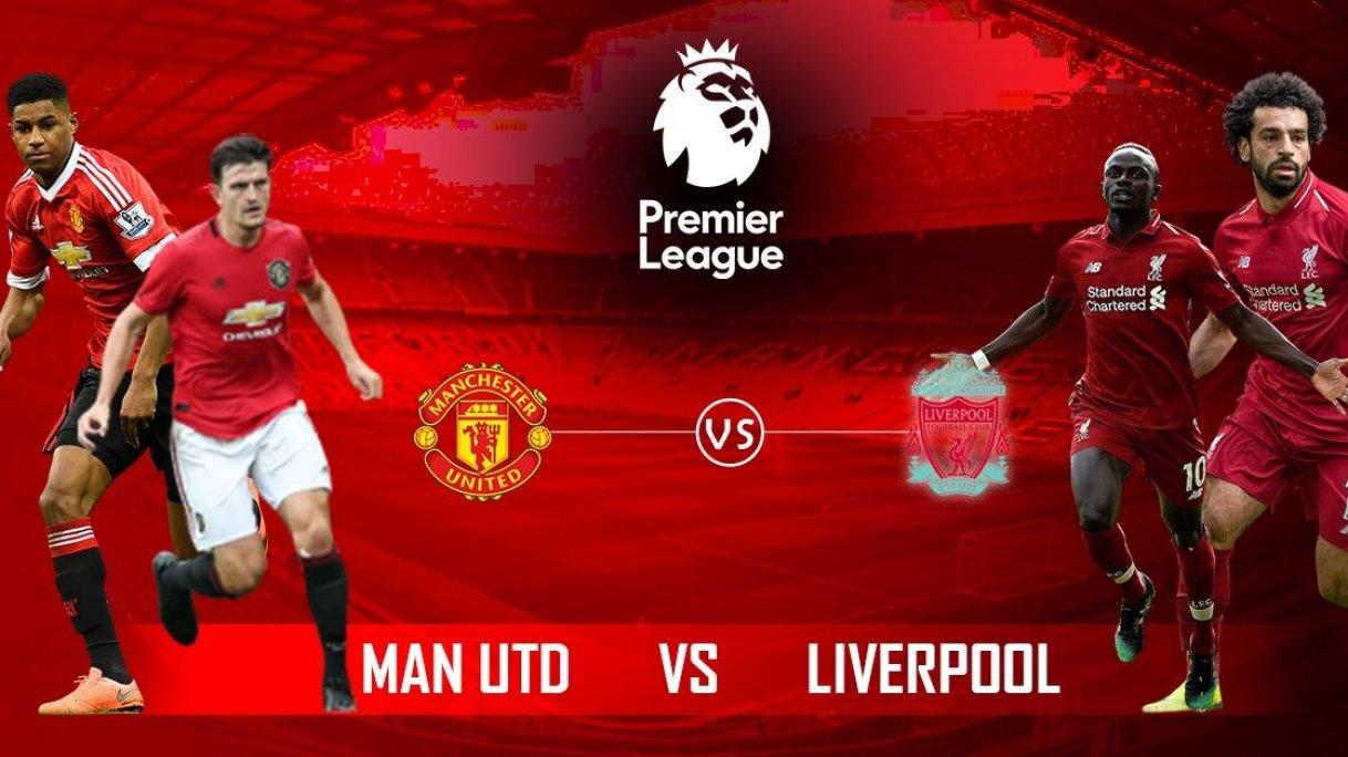 بث مباشر : مشاهدة مباراة ليفربول ومانشستر يونايتد