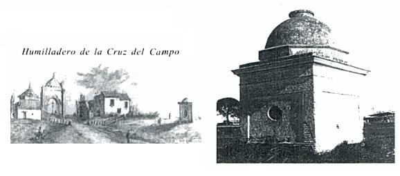 Casas de registro Caños de Carmona
