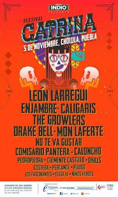 boletos festival catrina cholula