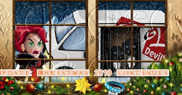 Diggy Christmas 2020 Hats Peace And Love Blog : DIGGY'S ADVENTURE   UPDATE CHRISTMAS 2019