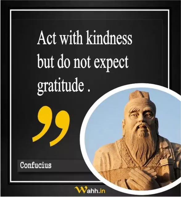 Confucius Thought Of The Day In Hindi English